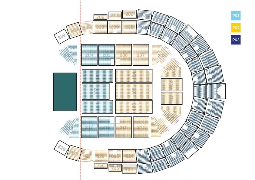 Oberhausen sitzplan arena K?Nig Pilsener