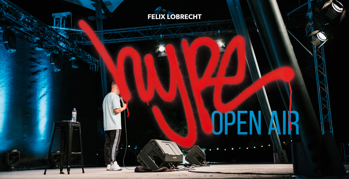 Tickets Felix Lobrecht, HYPE – Open Air Tour 2020 in Hamburg